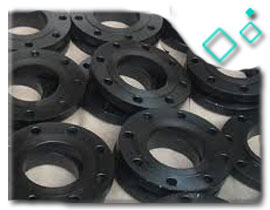 Quenching Carbon Steel Flange