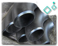 E215 Steel Reducing Elbow