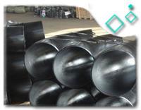Black Carbon Steel Return Bends