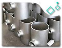 SA 403 Grade WP304L Reducing Tee