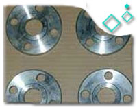 SA182 Gr F321 Slip On Flanges