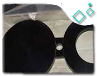 Sa350 Lf2 Spectacle Blind Flanges