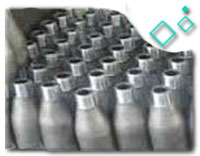 SAE 321 stainless steel Eccentric Reducer