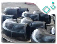 sch 40 90 degree Q195 Low Carbon Steel seamless Pipe Elbows