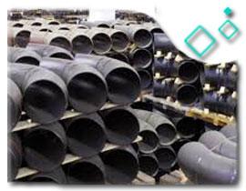 SCH 40 Low Carbon Steel Elbow