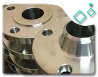 SCH STD 900LB SS 321 Orifice Welded Neck Flanges