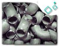SCH80 high pressure ASTM A403 304 elbow