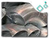 Seamless 90D LR Elbow, SATM A403 WP321, 8 Inch, SCH 10S, BE