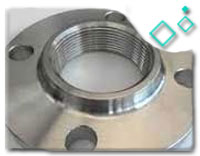 SS 321 Threaded Flanges