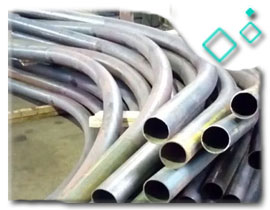 ASTM A403 WP304L 5D Pipe Bend