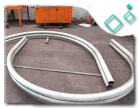 ASTM 403 Wp 304L 2D  Pipe Bend