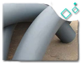 ASTM SS 304L 3D  Pipe Bend