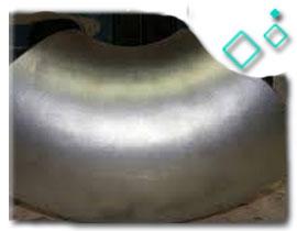SCH80 high pressure ASME SA403 WP304L elbow