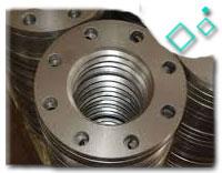 Super Duplex Stainless Steel Flat Face (FF) Flanges