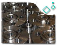 Super Duplex Stainless Steel 2507 Ring Joint (RJT) Flanges