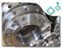 SS Grade F321H Slip On Flanges