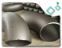 SS UNS S31603 Pipe Elbow