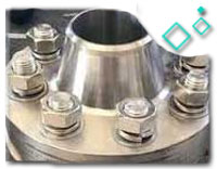 Stainless Steel A182 F321 Welding Neck Flanges