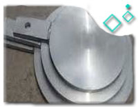 Stainless Steel ASTM A182 F316 Spade Flanges