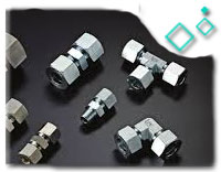 Stainless Steel DIN 2353 Hydraulic Fitting