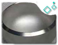 Stainless Steel End Pipe Cap