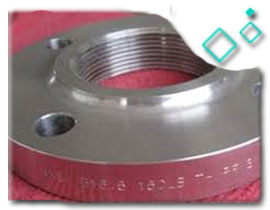 Stainless Steel Flat Face Threaded Flange