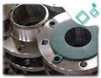 Stainless Steel Header Flanges