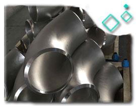 Stainless Steel Long Radius Elbows