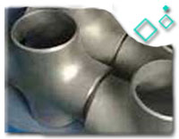 Stainless Steel Reducing Cross