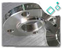 Stainless Steel Screw Flanges