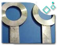 Stainless Steel Spacer Flanges