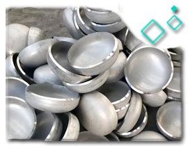 Stainless Steel Type 2507 End Cap