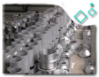 Stainless Steel UNS S30403 Pipe Fittings