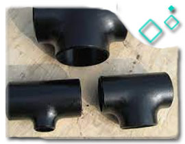 Steel p235gh Equal Tee