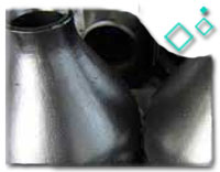 Steel Reducer, ASTM A234 WPB, 56 Inch