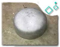 Titanium End Cap