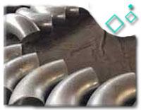 Titanium Exhaust Elbows