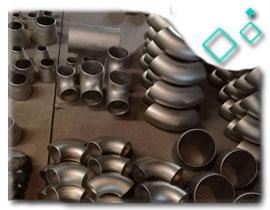 Titanium grade 2 pipe fittings