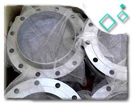 Titanium grade 5 flanges