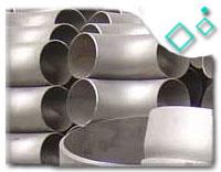 titanium pipe elbow