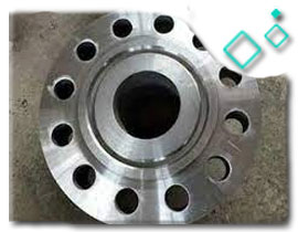 Titanium Ring Type Joint Flange