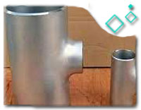 Titanium Tee Fittings