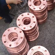 UNS C70600 Threaded Flanges