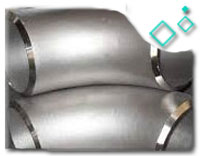 UNS S32750 1 1/2'' Schedule 40 90 Degree Elbow