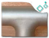 Welded Equal Tee, ASME B16.9, 36 Inch