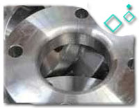 WERKSTOFF NR. 1.4876 Ring Joint Flange