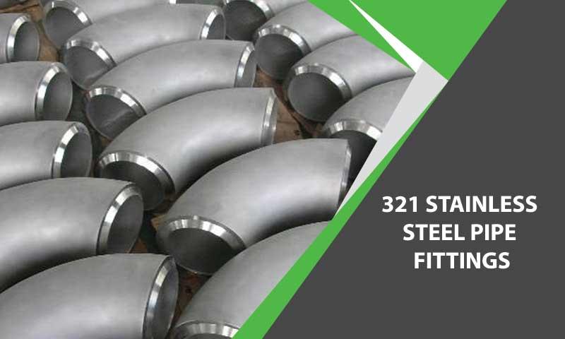 321 stainless steel pipe fittings