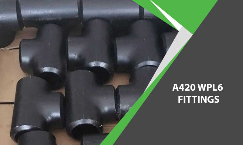 A420 WPL6 Fittings