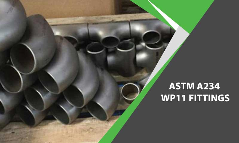 ASTM A234 WP11 fittings Manufacturer