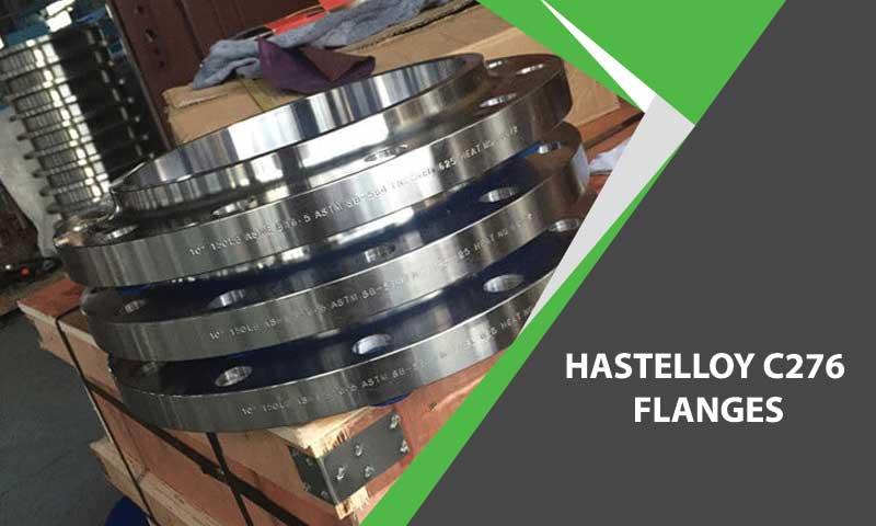 Hastelloy C276 Flanges